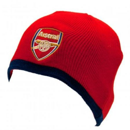Зимна Шапка ARSENAL Knitted Hat 500488 v45kjnar изображение 3