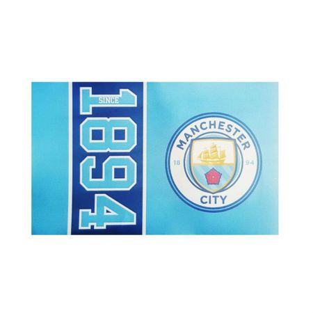 Знаме MANCHESTER CITY Since Flag 504177 13875-b05flamcsn