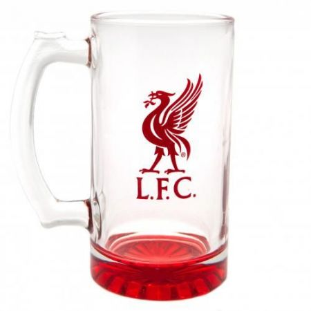 Халба LIVERPOOL Stein Glass Tankard CC 500360