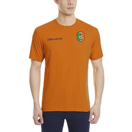 Мъжка Тренировъчна Тениска LITEX Givova T-Shirt Fresh 0028 515531 ma007-LTX
