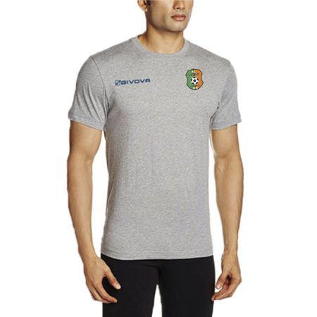 Мъжка Тренировъчна Тениска LITEX Givova T-Shirt Fresh 0043 515532 ma007-LTX