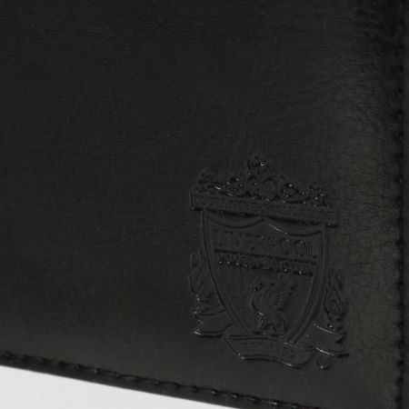 Портфейл LIVERPOOL Stadium Leather Wallet 500247  изображение 4