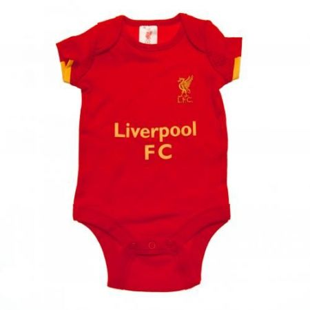 Бебешки Дрехи LIVERPOOL 2 Pack Bodysuit RS 500798 w60bdslvgdf изображение 2
