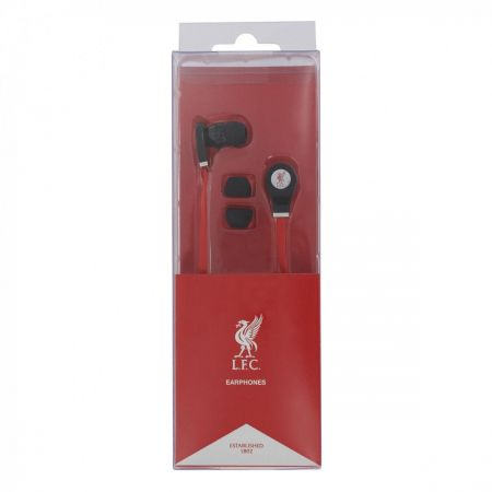 Аудио Слушалки LIVERPOOL Earphones 511760 z68earlvn