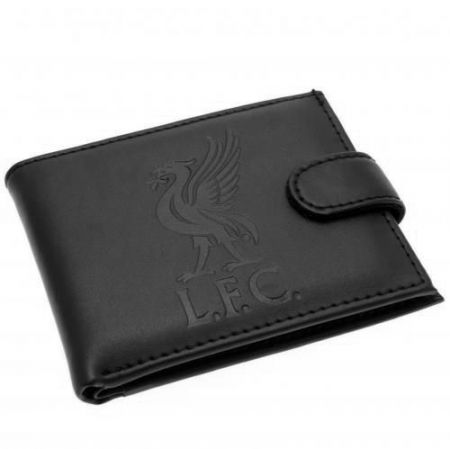 Портфейл LIVERPOOL Rfid Anti Fraud Leather Wallet 501146