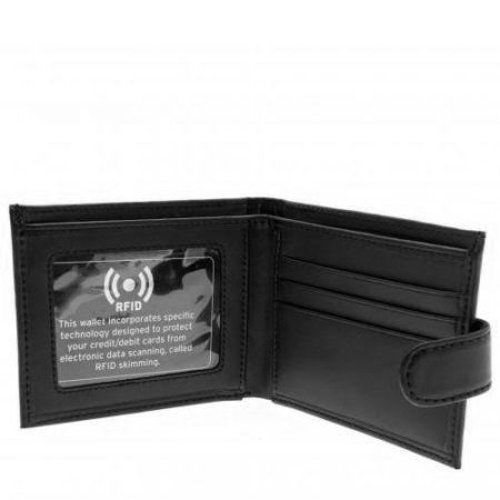 Портфейл LIVERPOOL Rfid Anti Fraud Leather Wallet 501146  изображение 3