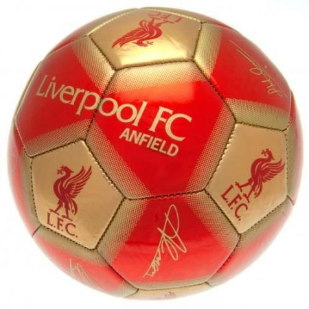 Топка LIVERPOOL Football Signature 505484