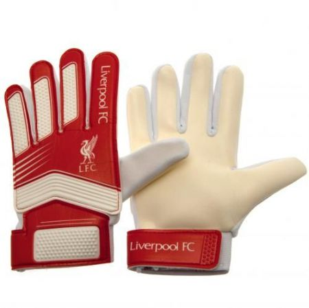 Вратарски Ръкавици LIVERPOOL Goalkeeper Gloves 510867 d50ggylv