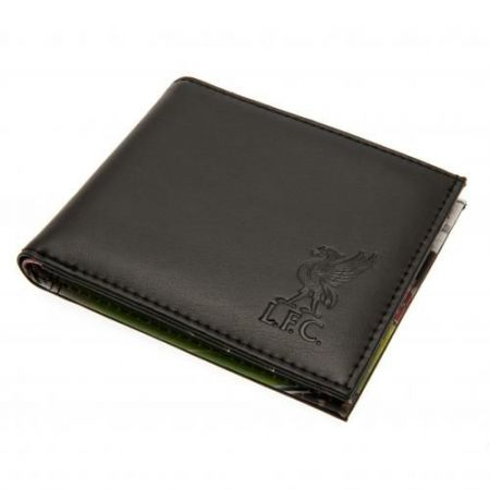 Портфейл LIVERPOOL Panoramic Leather Wallet 500246 m34801lv-2751 изображение 4