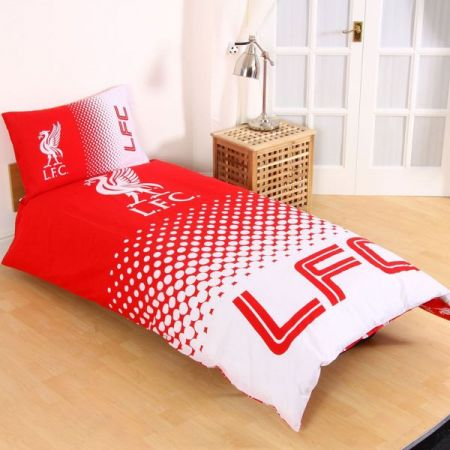Спално Бельо LIVERPOOL Reversible Single Duvet Set FA