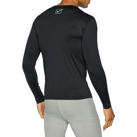 Мъжка Спортна Термо Блуза GIVOVA Running Corpus 3 0010 504802 MAE012 изображение 2