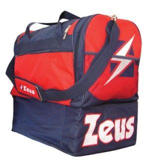 Сак ZEUS Borsa Delta 48x50x27 cm Blu/Rosso 506976 Borsa Delta