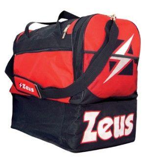 Сак ZEUS Borsa Gamma 52x52x36 cm Nero/Rosso 506987 Borsa Gamma