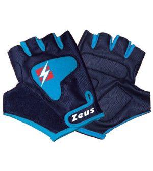 Ръкавици За Фитнес ZEUS Guantini Fitness Blu/Royal