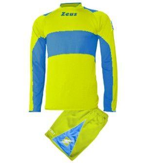 Детски Футболен Екип ZEUS Kit Boca 1702 505835 Kit Boca