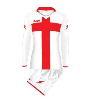 Футболен Екип ZEUS Kit Croce 1606 505882 Kit Croce изображение 2