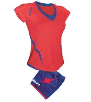 Дамски Волейболен Екип ZEUS Kit Manila 0601 506089 Kit Manila