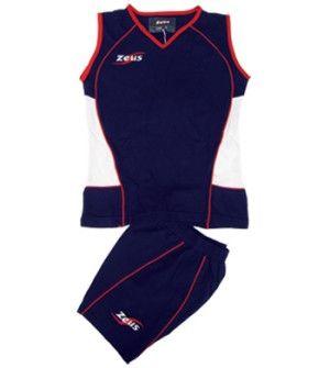 Волейболен Екип ZEUS Kit Margò 510114 Kit Margò