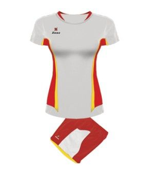 Дамски Волейболен Екип ZEUS Kit Volley Donna Tuono 160609 506093 Kit Volley Donna Tuono