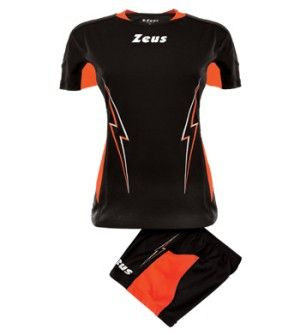 Дамски Волейболен Екип ZEUS Kit Volley Tuono Donna 506094 Kit Volley Donna Tuono