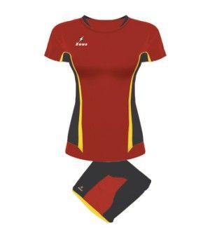 Дамски Волейболен Екип ZEUS Kit Volley Donna Tuono 061409 506097 Kit Volley Donna Tuono