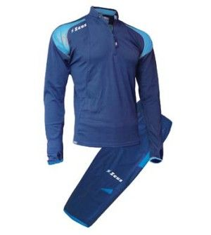 Мъжки Анцуг ZEUS Kit Felix 3/4 Pants Blu/Royal 506304 Kit Felix