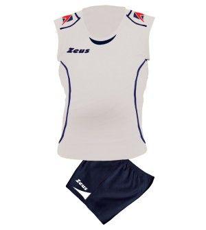 Дамски Волейболен Екип ZEUS Kit Volley Donna Fauno 1601 506067 Kit Volley Donna Fauno