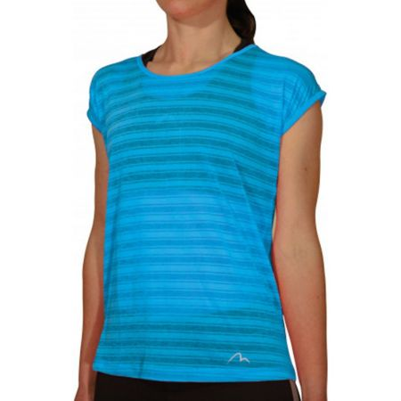 Дамска Тениска MORE MILE Breathe Short Sleeve Ladies Training Top 515006  MM2579