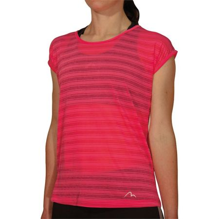 Дамска Тениска MORE MILE Breathe Short Sleeve Ladies Training Top 515007 MM2578
