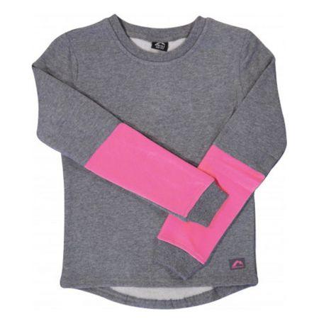 Детска Блуза MORE MILE Girls Fleece Sweatshirt 515030 MM2998