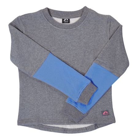 Детска Блуза MORE MILE Girls Fleece Sweatshirt 515031  MM3000