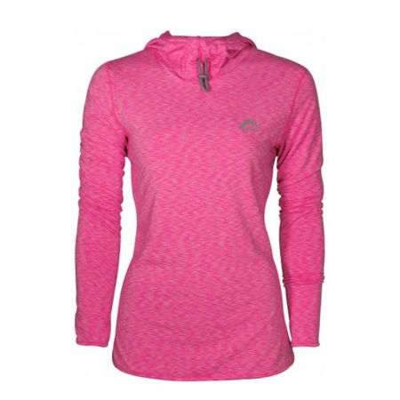 Дамски Суичър MORE MILE Rad Warm Ladies Running Hoody 514992 MM2887