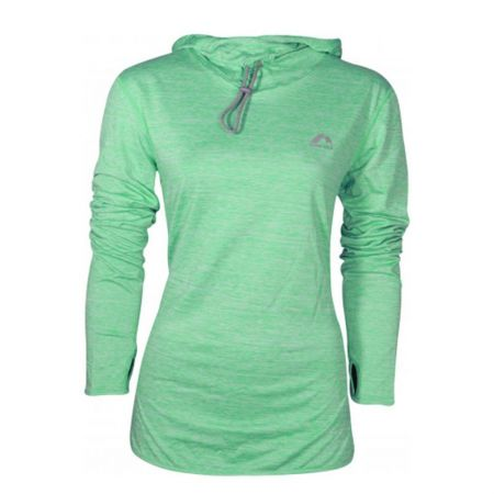 Дамски Суичър MORE MILE Rad Warm Ladies Running Hoody 514990 MM2884