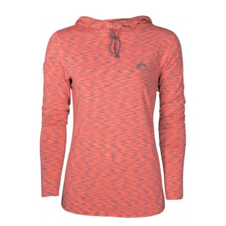 Дамски Суичър MORE MILE Rad Warm Ladies Running Hoody 514991 MM2888