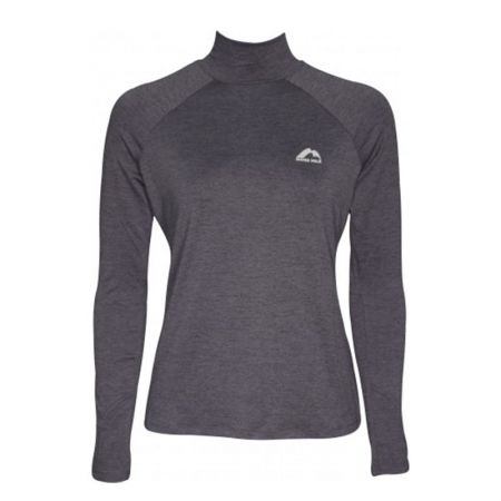 Дамска Блуза MORE MILE Train To Run Womens Long Sleeve Funnel Neck Running Top 515000 MM2975