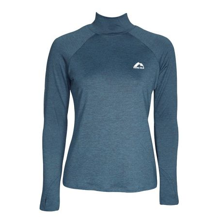 Дамска Блуза MORE MILE Train To Run Womens Long Sleeve Funnel Neck Running Top 515001 MM2974