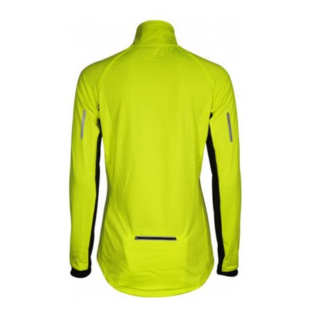 Дамски Суичър MORE MILE Vancouver 2 Womens Half Zip Thermal Running Top 514994 MM2937 изображение 2