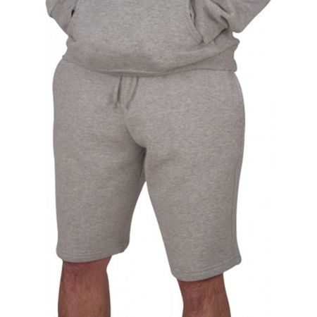 Мъжки Къси Панталони MORE MILE Vibe Fleece Mens Sweat Shorts 514978 MM2920
