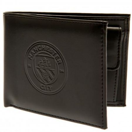 Луксозен Портфейл MANCHESTER CITY Debossed Wallet 512054 m30804mc