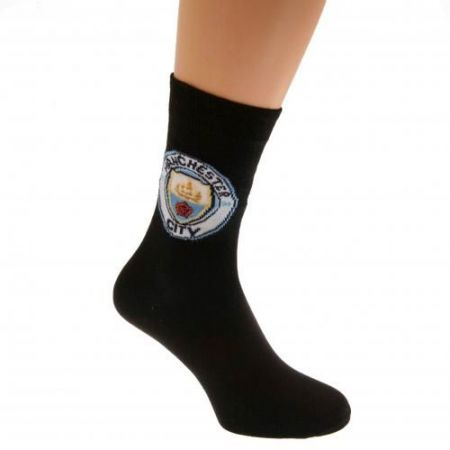 Чорапи MANCHESTER CITY Socks 1 Pack 6-11 512057 y57sadmcn