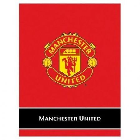 Одеяло MANCHESTER UNITED Fleece Blanket 500283a
