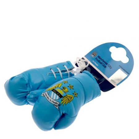 Мини Ръкавици MANCHESTER CITY Car Boxing Gloves 511339