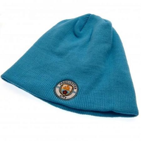Зимна Шапка MANCHESTER CITY Knitted Beanie Hat WV 501559