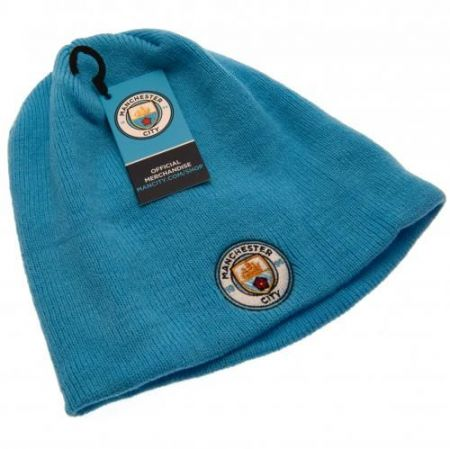 Зимна Шапка MANCHESTER CITY Knitted Beanie Hat WV 501559  изображение 2