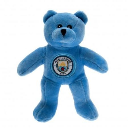 Плюшено Мече MANCHESTER CITY Mini Bear 515812