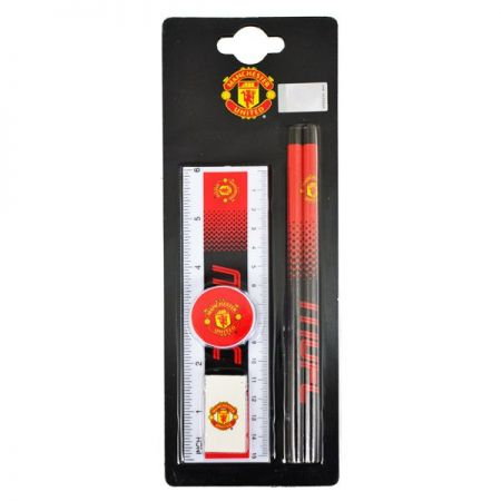 Ученически Пособия MANCHESTER UNITED Core Stationery Set FD 511929
