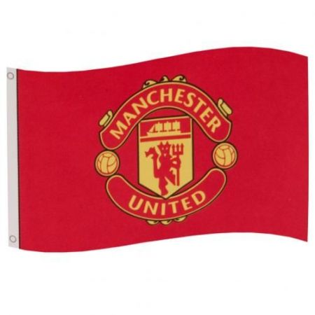 Знаме MANCHESTER UNITED Flag CC 500464