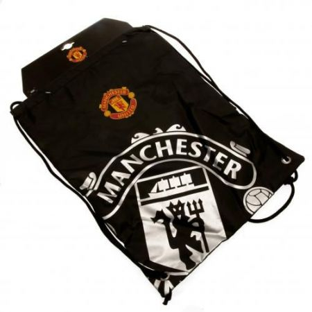 Чанта MANCHESTER UNITED Gym Bag RT 510871 y18gymmurt изображение 2