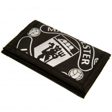 Портмоне MANCHESTER UNITED Nylon Wallet RT 511406 x52nywmurt