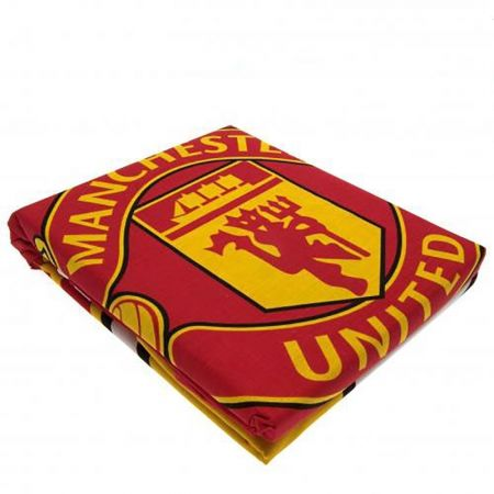 Спално Бельо MANCHESTER UNITED Reversible Single Duvet Set PL 503762 h10duvmaupl изображение 3